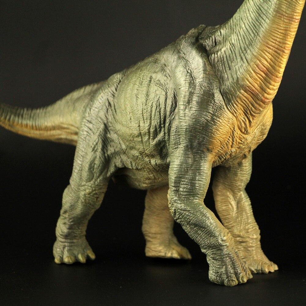 2012 Papo Brachiosaurus Simulated Dinosaur Model Museum Collection Jurassic World Ancient Creatures Children's Toys safari liopleurodon the most classic ancient creatures simulation animal toy dinosaur