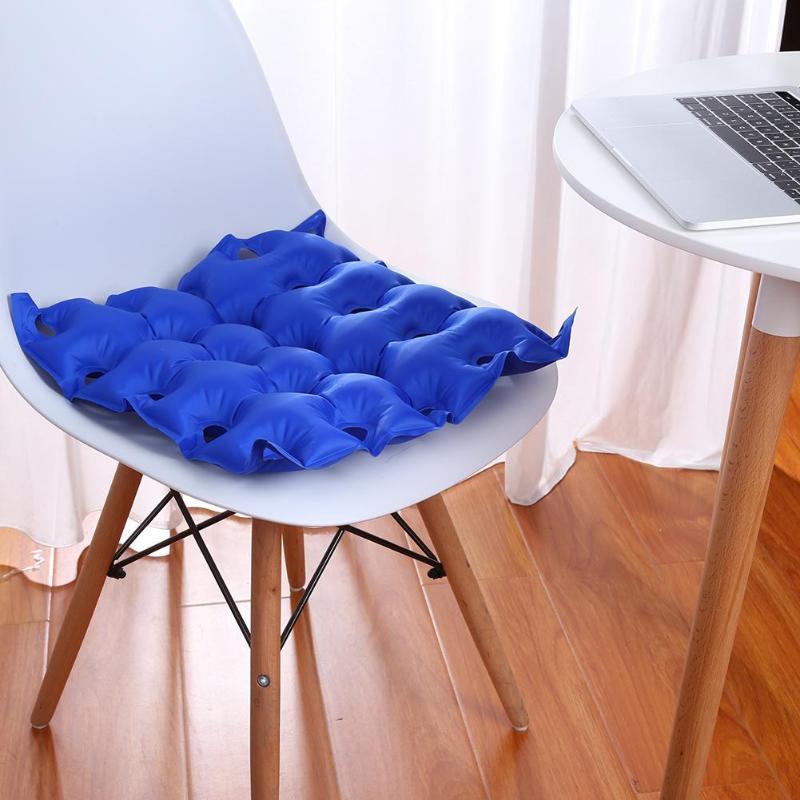 HTB15FF5LVYqK1RjSZLeq6zXppXav Medical Wheelchair Cushion Mat Inflatable Elderly Anti Bedsore Decubitus Chair Cushions Pad Home Office Seat Cushion