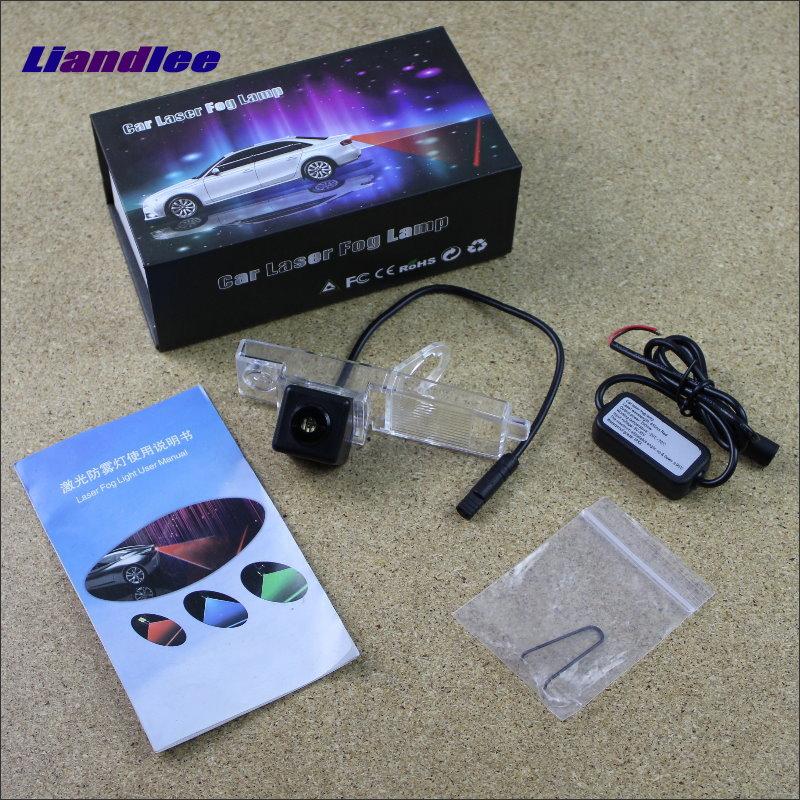 Liandlee Car Tracing Cauda Laser Light For Lexus GS GS300 GS350 GS430 GS460 GS450h Special Anti Fog Lamps Rear Lights for lexus rx gyl1 ggl15 agl10 450h awd 350 awd 2008 2013 car styling led fog lights high brightness fog lamps 1set