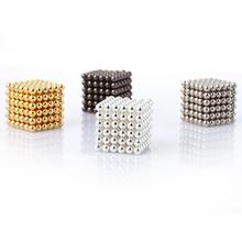 Магико metaballs cubo волшебные xmas neo металлическая cube магнитные шарики магнит