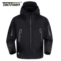 Upgraded TD V5 0 Military Tactical Jacket Men Outdoor Winter Thermal Breathable Waterproof Windproof Soft Shell