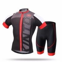 Велоспорт Джерси для Для мужчин MTB езда спортивная одежда нагрудник брюки костюм дышащая быстросохнущая велосипед комплекты спортивной од