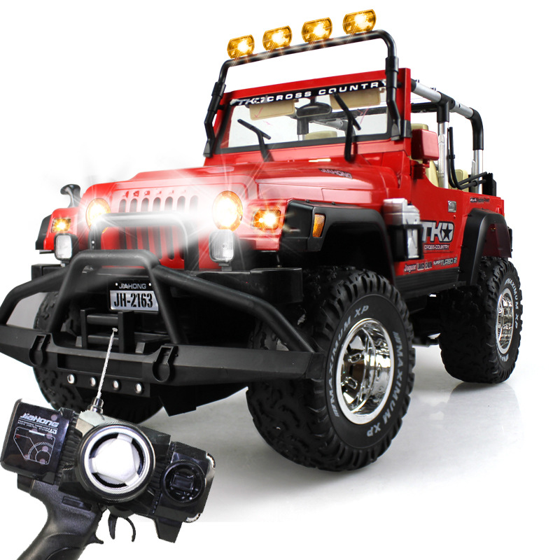 Newest design super large remote control Car 2163 60cm scale 1 8 Off road Vehicle Remote