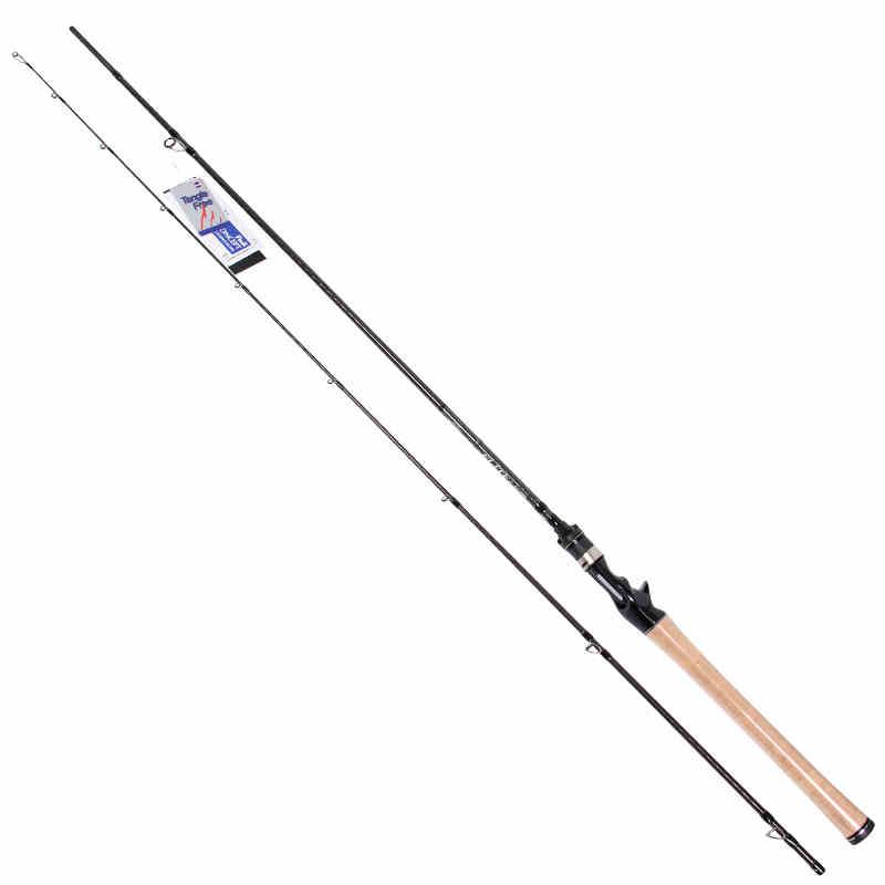 Tsurinoya 2.1M Casting Fishing Rod M Power Lure Rod with FUJI Guide Ring Two Sections Rod Fishing Tackle Canne Casting ELC-702
