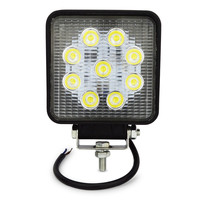 4inch 27w Led Work Light Flood Spot Near Far Led Work Lamp For Tractor Boat Off
