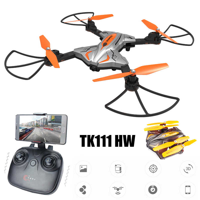 d3e33789e64 Detail Feedback Questions about TKKJ TK111 HW Wifi FPV 720P HD ...