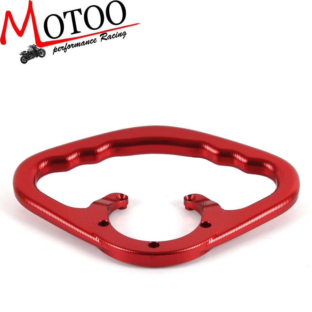 ФОТО Motoo - Rear Passenger Handle Bar / Gas Tank Grab Bar for SUZUKI Bandit 650 GSXR600 GSXR1000 GSXR750 SV1000 SV650 SV650S