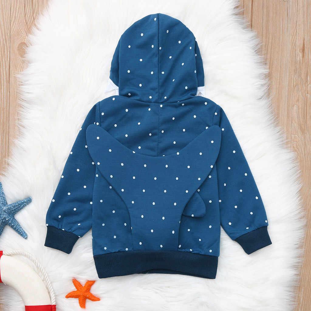 Niedlichen Cartoon Jungen Flanell Strampler Neuheit Shark Baumwolle Kleinkind Mädchen Tier Strampler Stich Infant Sets kigurumi Neugeborenen 18M-5Y