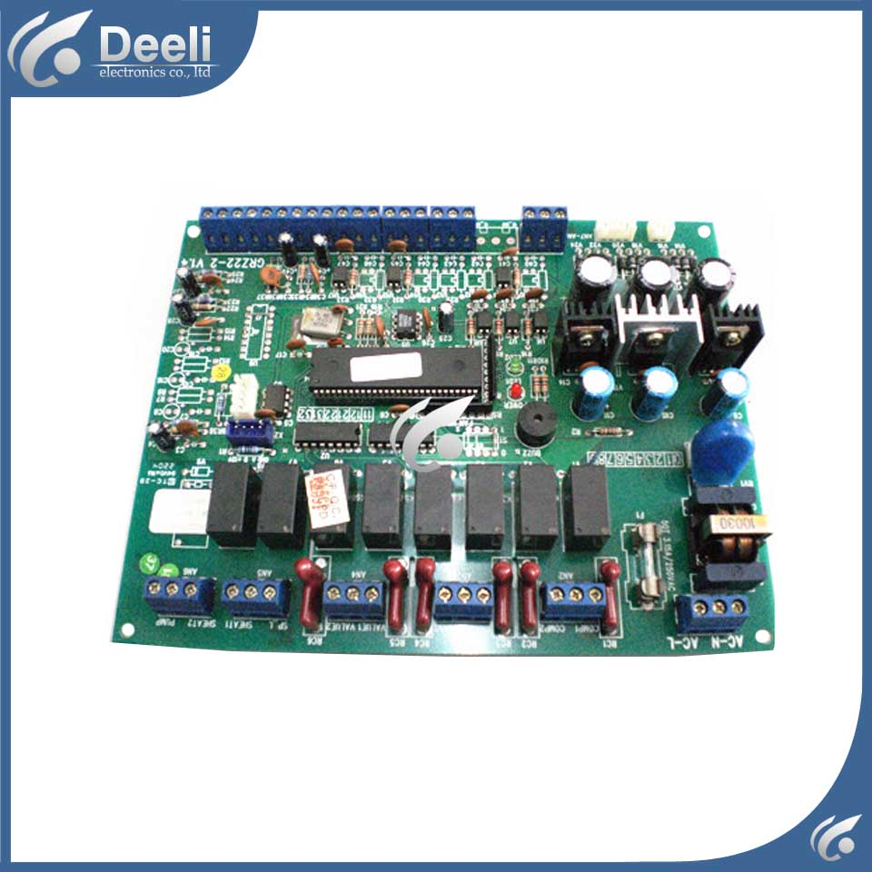 good working for air conditioning Computer board 30227604 circuit board used