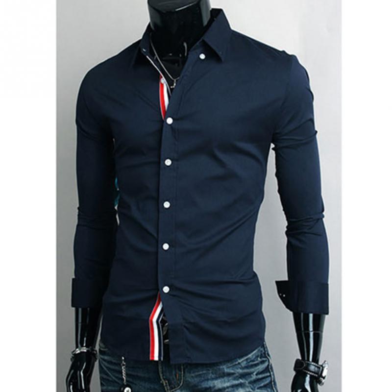 Popular Dark Red Shirt Mens-Buy Cheap Dark Red Shirt Mens lots ...