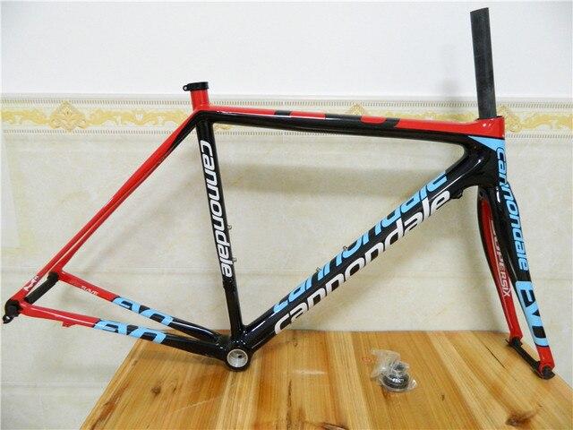 Supersix evo carbon bike con BB68 / BB30 cuadro de carbono bicicleta ...