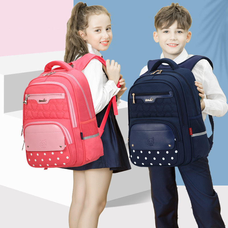 Children Backpacks For Girls Kids Waterproof School Bags High Quality Orthopedic Backpack In Primary School Backpack Mochila