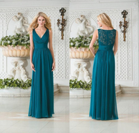 Back Bridesmaid Gowns Maid of Honor Dresses Cheap Jasmine Plus Size Long Bridesmaid Dresses
