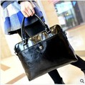 2015 Novas mulheres breve design de moda bolsa de negócios messenger bags um ombro bolsa de couro PU senhora do escritório totes RJ473