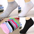 5Pairs Women Low Cut Ankle Socks Casual Soft Cotton Woman Sock Loafer Cute Colors Anti Odor Antibacterial Comfortable Best Top