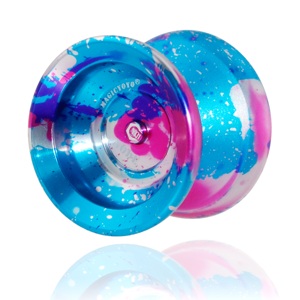 New arrive MAGICYOYO Y01 NODE YO YO 10 ball stainless KK bearing Simple sports andpractice yoyo