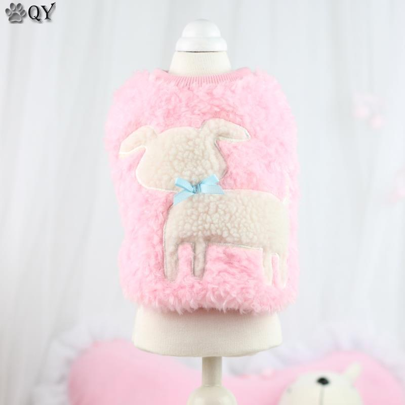 Cartoon Soft Thick Downs Dog Coats & Jackets Winter Warm Clothing For Dogs Puppy Dog Cat Pet Clothes Apparel Princess