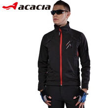 ACACIA Winter Thermal Fleece Cycling Sets Suits Warmly Unisex Bicycle Long Jacket Trousers ciclismo Cycling Clothing Sportswear