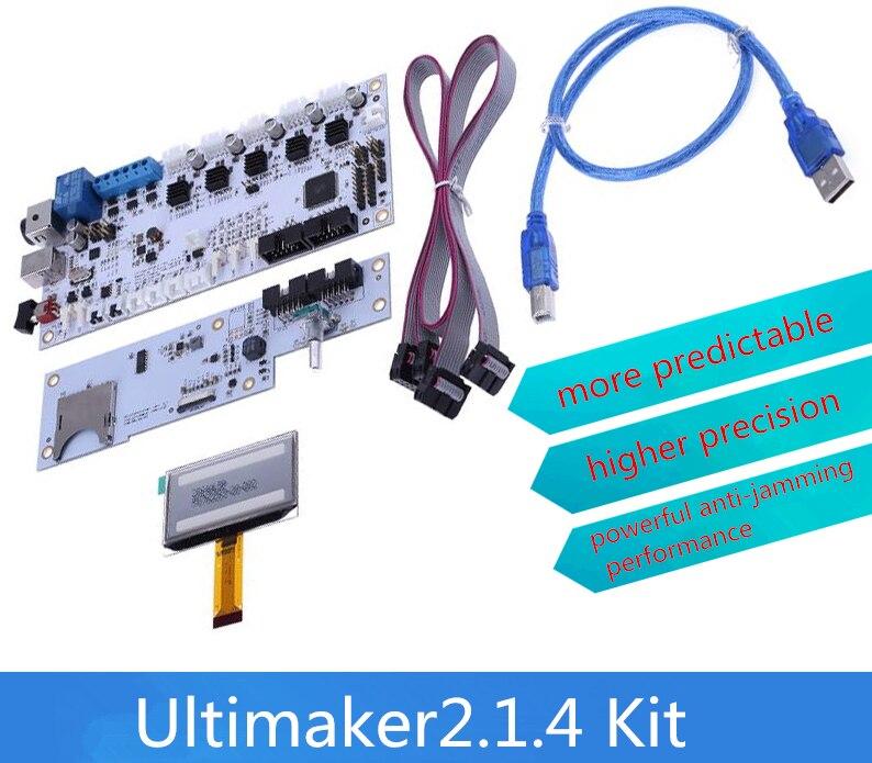 3D Printer Motherboard Control Board Ultimaker2.1.4 Kit3D Printer Motherboard Control Board Ultimaker2.1.4 Kit