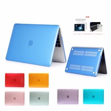 New Crystal Case For Macbook Air 11 13 inch For Mac Book Pro 13 15 Retina Touch Bar with for New Air 13 New Pro 13 15 все цены
