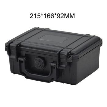 Αδιάβροχη Θήκη Ασφαλείας ABS Πλαστικό Κουτί Εξοπλισμός Ασφαλούς Αποθήκευση Σπίτι - Γραφείο - Επαγγελματικά Μαστορέματα - Επισκευές MSOW