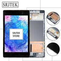 Srjtek For ASUS Google Nexus 7 2nd ME572 ME572C ME572CL LCD Display Matrix Touch Screen Digitizer