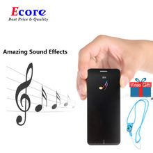 Anica A7 Handy Mit Super Mini Ultradünne Karte Luxus Bluetooth Telepone 1,63