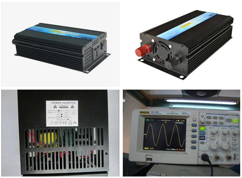 Micro Off Grid Tie Inverter 1000w ,CE&SGS&RoHS&IP30 Approved ,one year warranty ,made in China china manufacture sell 300w 12v to 115v car use inverter maili brand one year warranty