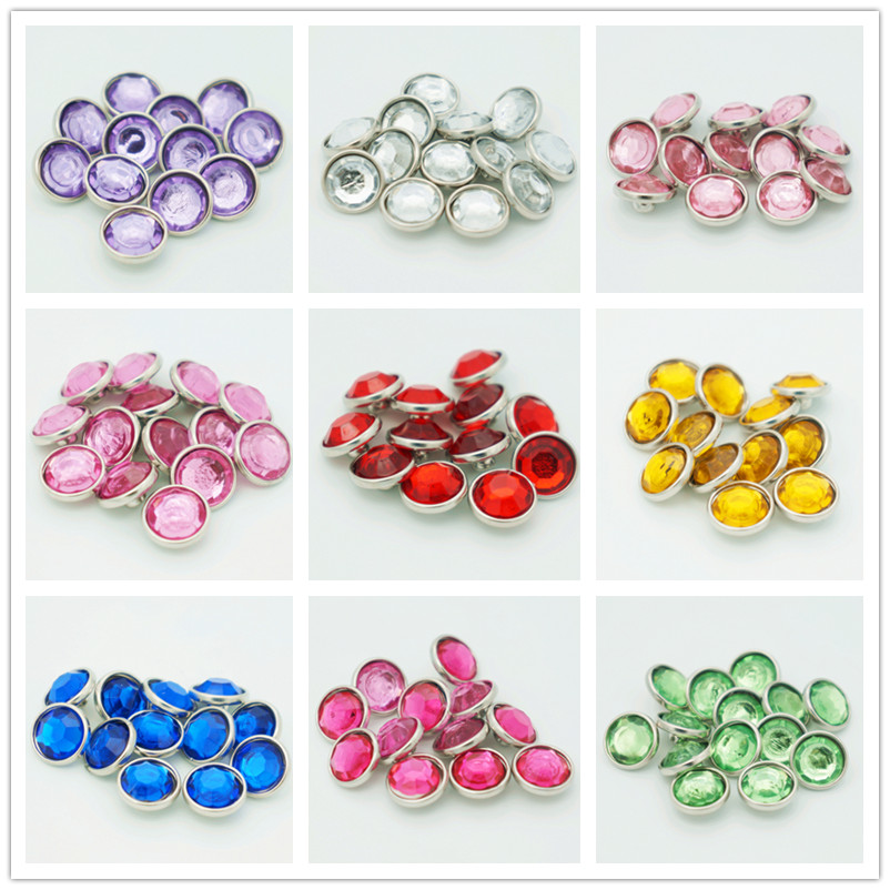 Hot sale NS5009 Mixed 10pcs <font><b>12mm</b></font> Colorful Resin Uneven Beauty <font><b>snap</b></font> <font><b>buttons</b></font> fit DIY <font><b>snap</b></font> bracelet <font><b>Jewelry</b></font> wholesale image