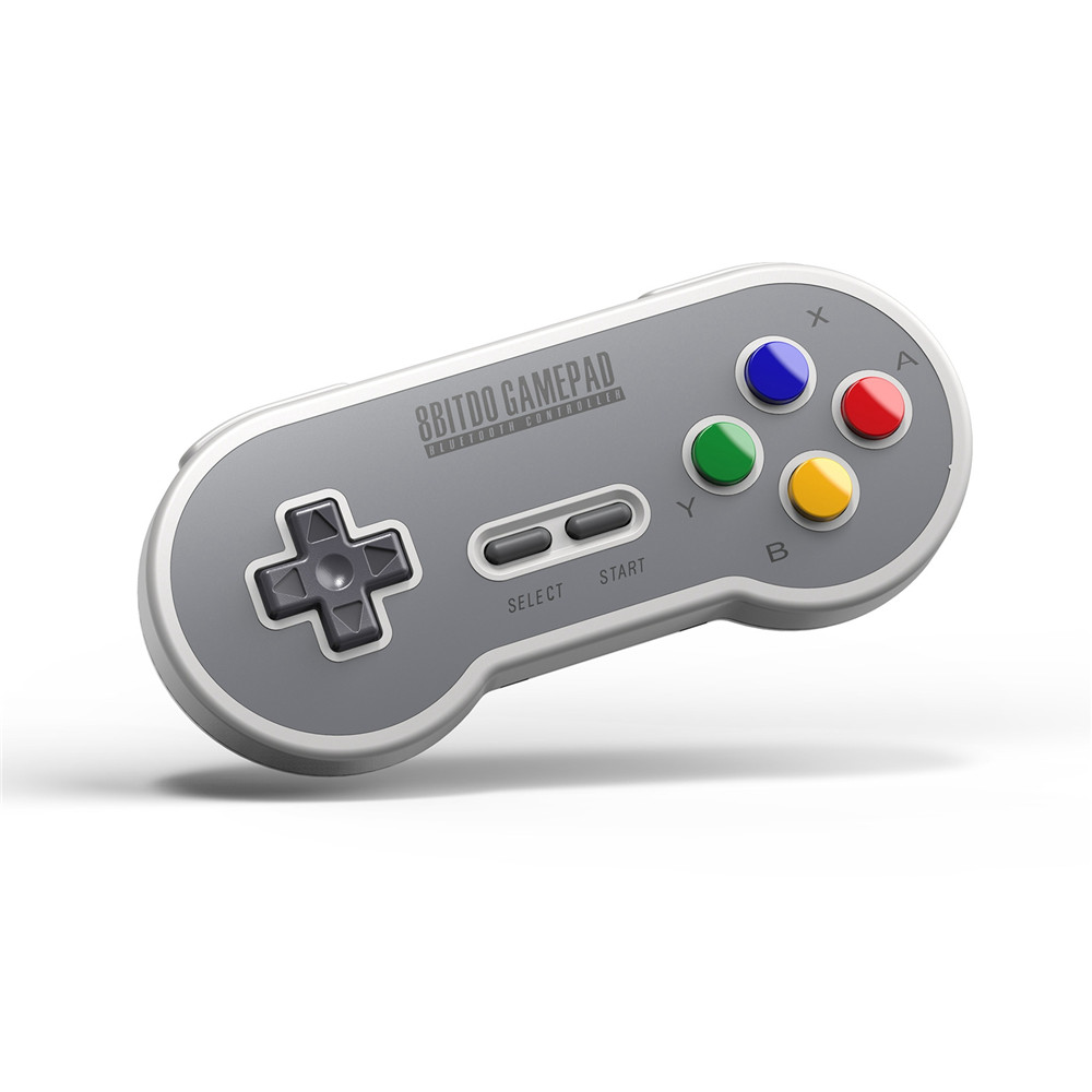 Replacement 8Bitdo Bluetooth Gamepad wireless controller with USB Receiver Adapter joysticks for Nintendo SNES/SF-C console play nintendo 64 replacement ac adapter