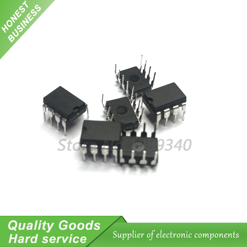 10pcs/lot <font><b>SD6864</b></font> DIP switch management p IC DIP8 new original In Stock image