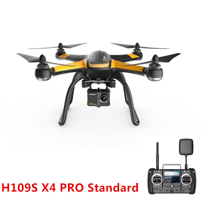 Low Edition Hubsan H109S X4 PRO Standard 5 8G FPV Drone GPS Quadcopter with 1080p
