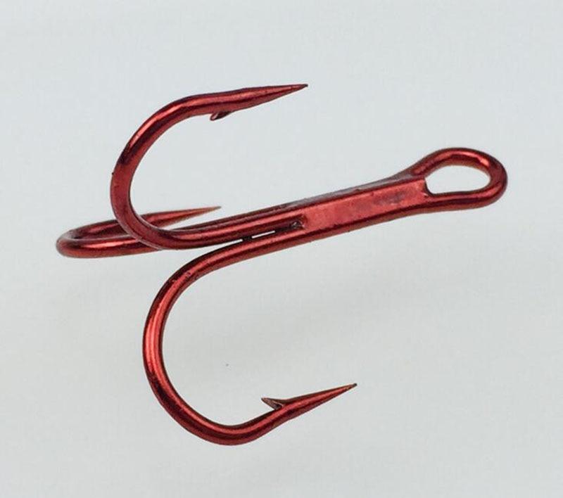 Fishing Hooks High Carbon Steel 4 Options