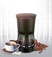 Drip Coffee Maker coffee machine fully automatic American miniature drip Semi Automatic