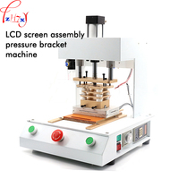 1pc Mobile phone LCD panel assembly pressure machine with 4/4S+5/5S+6/6S+6P/6SP aluminium alloy mould 220V 300W