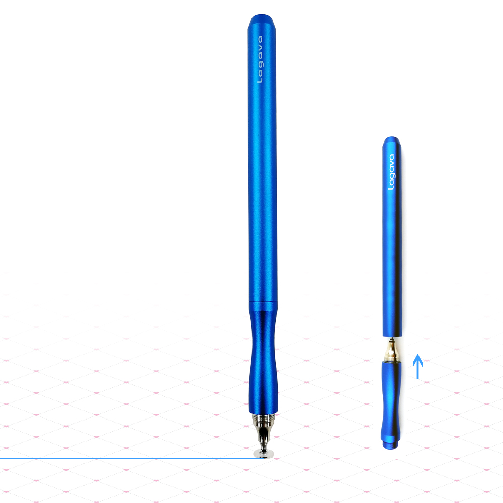 Universal Premium Precision Disc Tip Stylus Pen for Apple iPad Drawing, Touch Screen Tablet Pencil for xiaomi mi pad 4/4 Plus