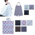 Cotton Breastfeeding Cover Nursing Covers,Nursing shawl breast feeding covers,Breastfeeding blanket nursing apron 100% Top Good
