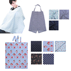 Cotton Breastfeeding Cover Nursing Covers,Nursing shawl breast feeding covers,Breastfeeding blanket nursing apron 100% Top Good