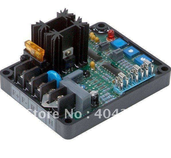 GAVR-8A for generators+Free&Fast shipping general automatic voltage regulator gavr 8a gavr 8a free fast shipping