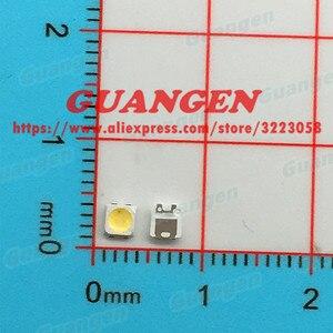 Image 4 - 1000 sztuk dla SAMSUNG 2828 podświetlenie LED TT321A 1.5W 3W z zenerem 3V 3228 2828 fajne białe podświetlenie LCD dla TV TV aplikacji