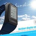 Модный GPS смарт-браслет IP68 профессиональный водонепроницаемый плавание на открытом воздухе несколько видов спорта пульсометр Часы Браслет...