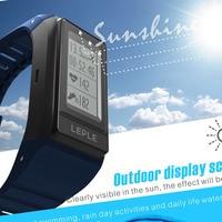 Mode GPS Smart band IP68 professionelle wasserdichte schwimmen outdoor Mehrere Sport pulsuhr Armband Fitness Tracker-in Intelligente Armbänder aus Verbraucherelektronik bei