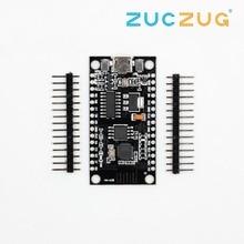 1 chiếc V3 NodeMcu Lua WIFI Module tích hợp của ESP8266 + Tặng thẻ nhớ 32M Flash, USB nối tiếp CH340G
