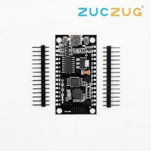 Image 1 - 1 chiếc V3 NodeMcu Lua WIFI Module tích hợp của ESP8266 + Tặng thẻ nhớ 32M Flash, USB nối tiếp CH340G