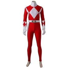 Tyranno Ranger Geki Zyuranger Cosplay Costume Jumpsuit Zenta