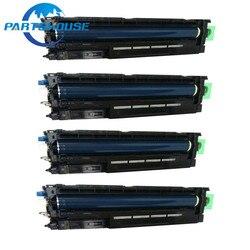 1 sztuk/4 zestaw kolorów odnowiony bęben obrazowy jednostka kolor maszyna do Ricoh MPC2500 MPC3000 MPC3500 MPC4500 PCDU zespół bębna|Kasety z tonerem|Komputer i biuro -