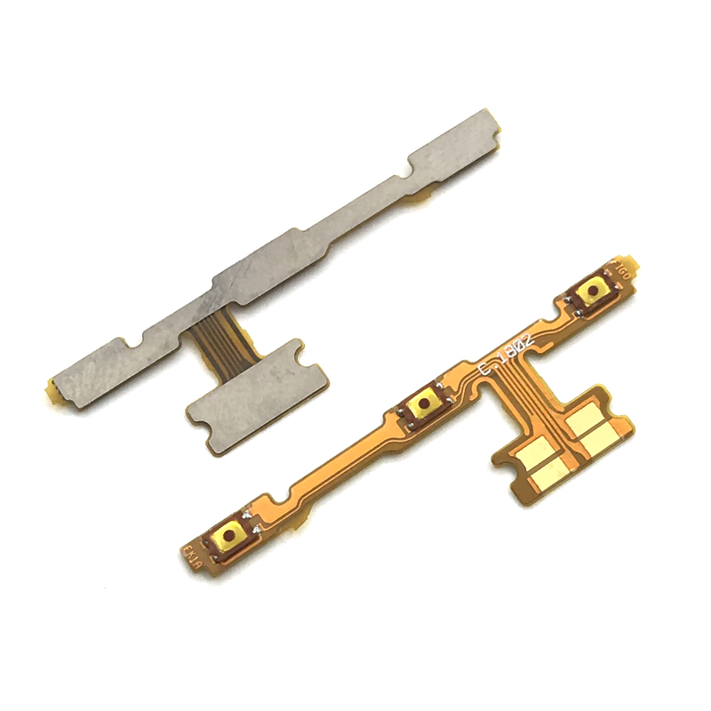 For Huawei P Smart Enjoy 7S Power Volume Side Button Key Flex Cable Ribbon Replacement Part