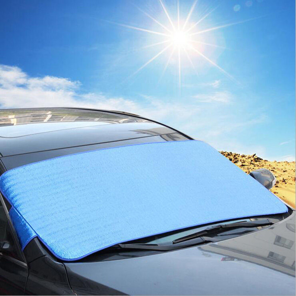 Frost Shield Car Windscreen Cover Snow Ice Protection Winter Window Guard Screen car protector replacement ...