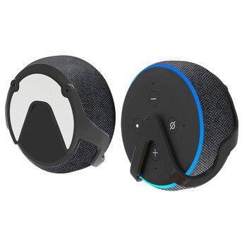 Настенный держатель Вешалка для Amazon Echo Dot 3 компактный защитный чехол