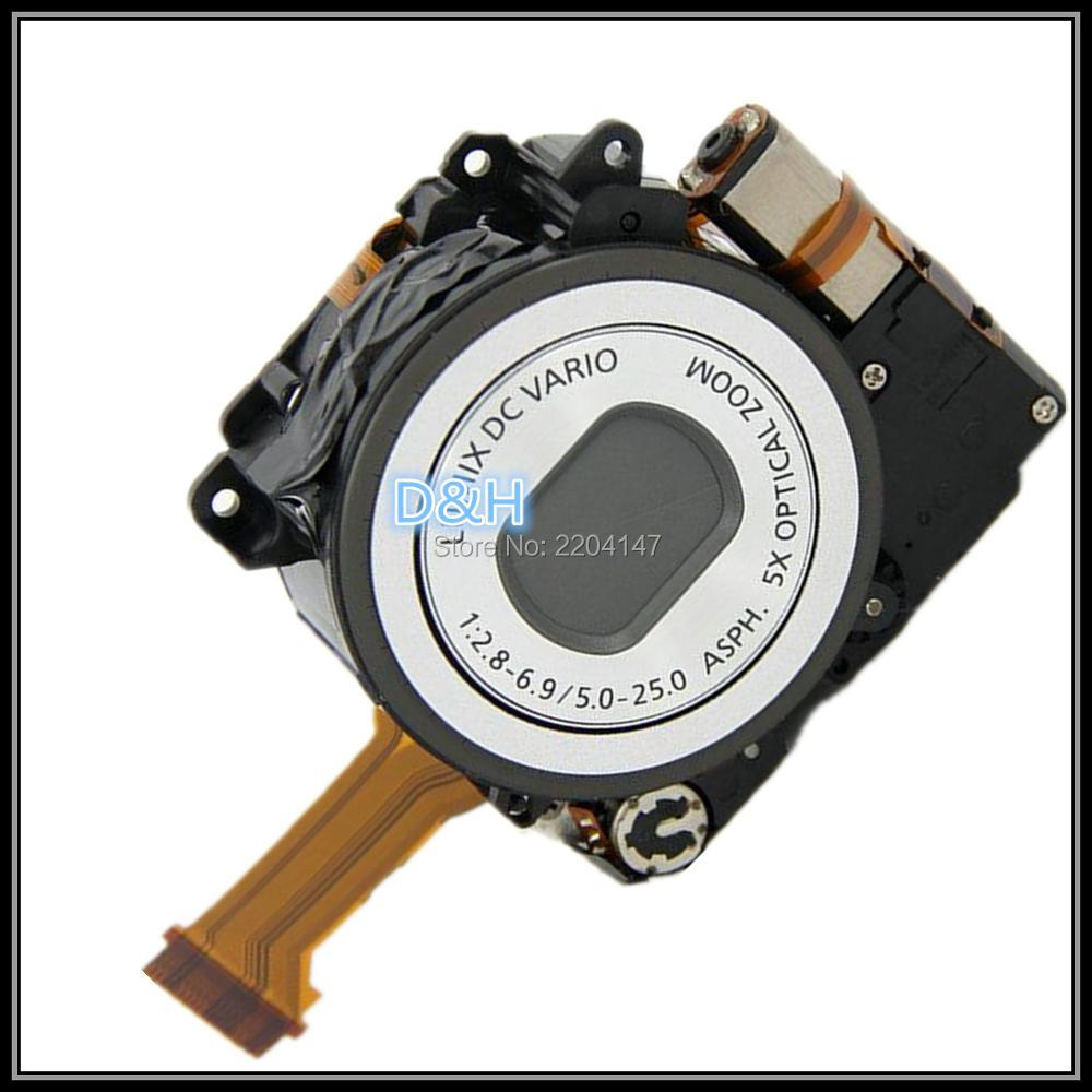 FREE SHIPPING! Digital Camera Repair Parts For Panasonic DMC-FH3 DMC-FH1 DMC-FS11 DMC-FS10 FH1 FH3 FS10 FS11 FS9 Lens Zoom Unit